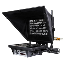 Autocue Master Series teleprompter